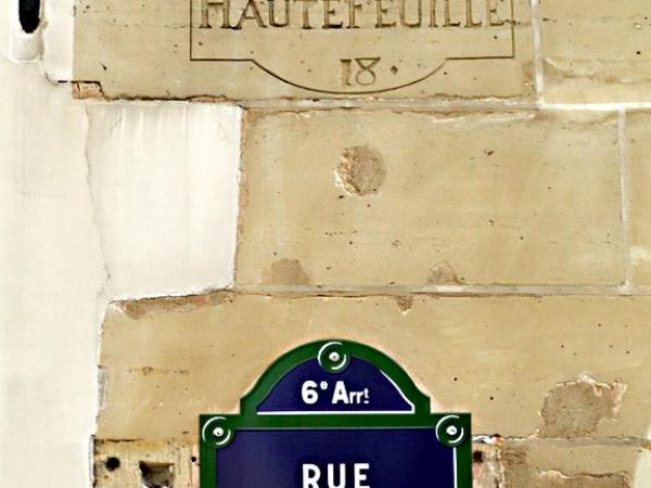 rue de Hautefeuille